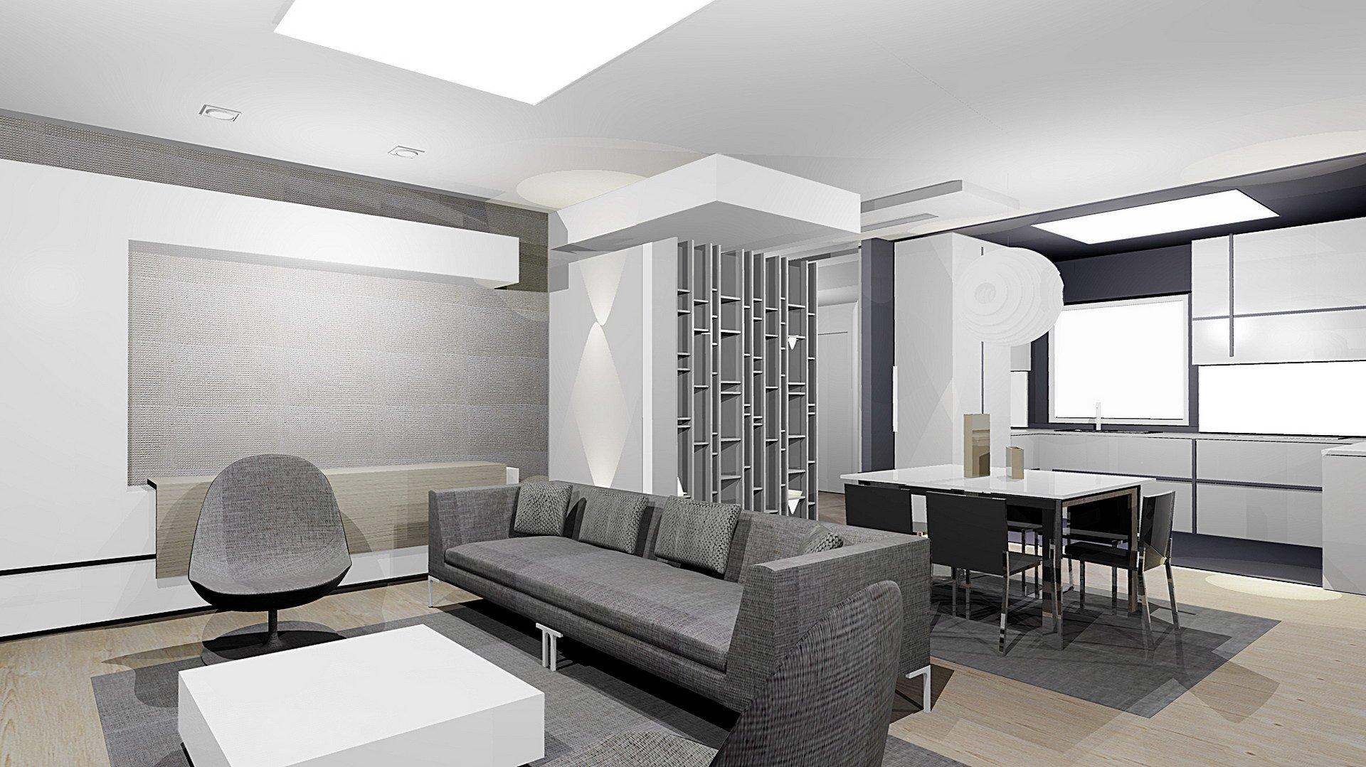 progettazione e ristrutturazione appartamento bergamo