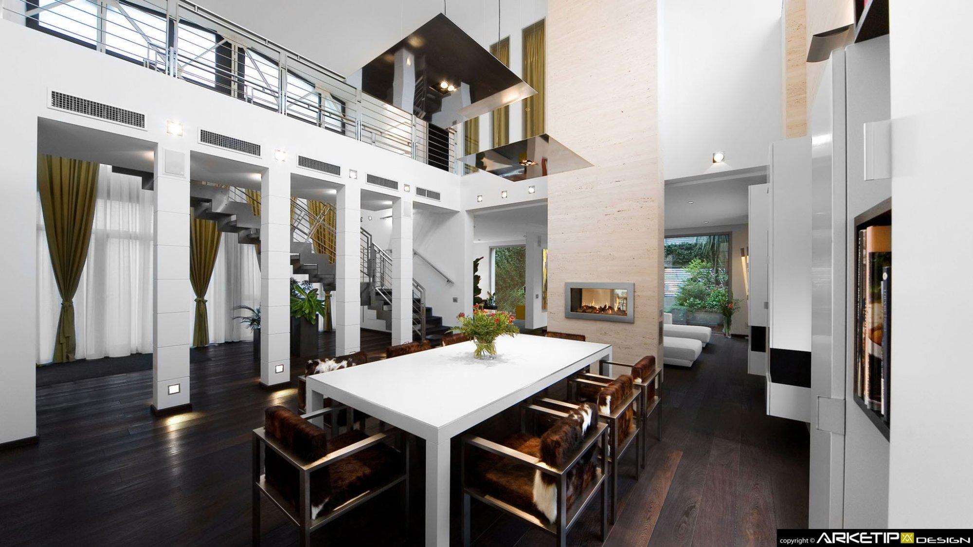 arredamento abitazioni, loft, ville, arredamento milano - Arredamento Industriale Milano