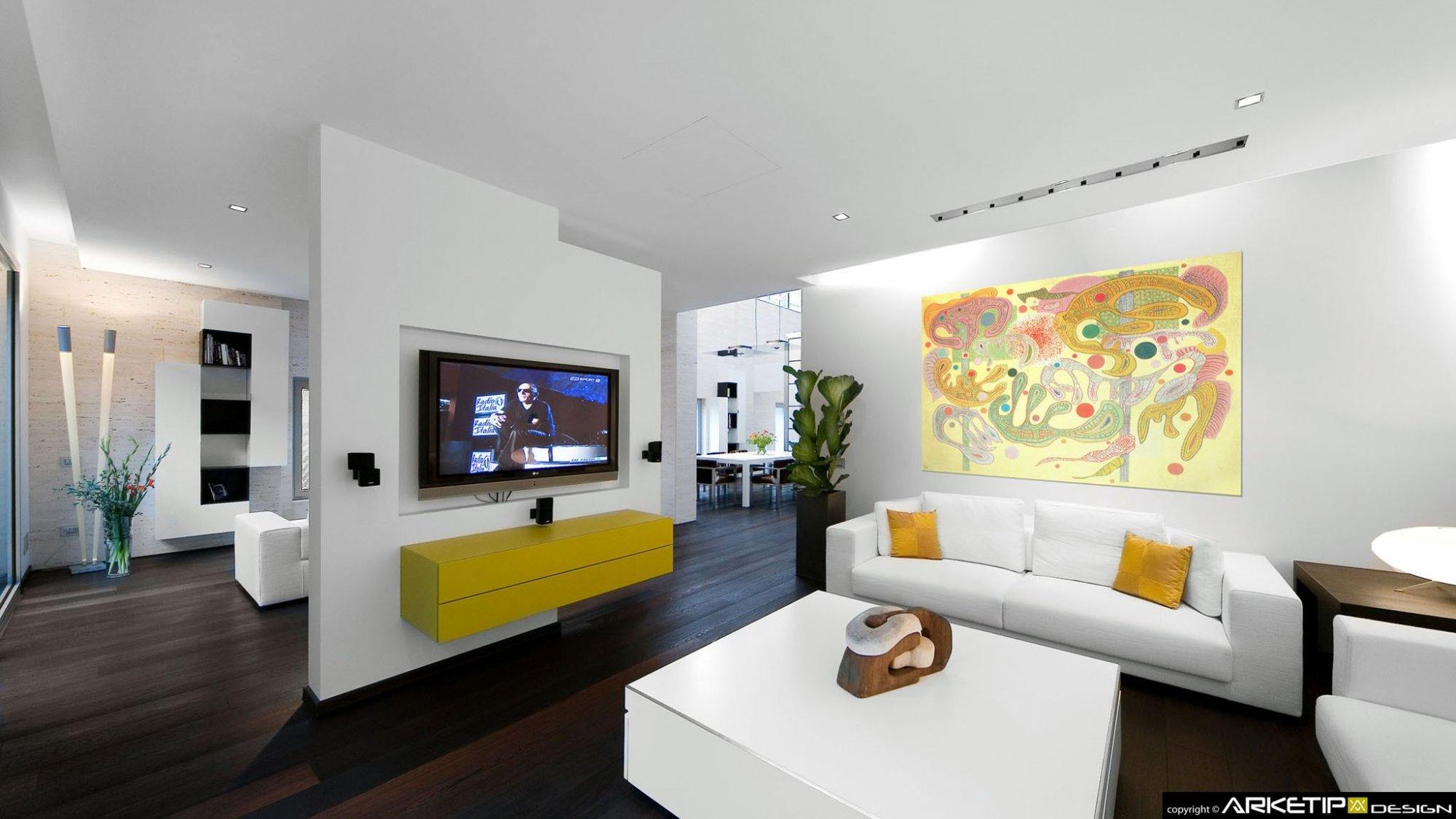 Pareti colorate loft tutte le immagini per la for Milano arredamento