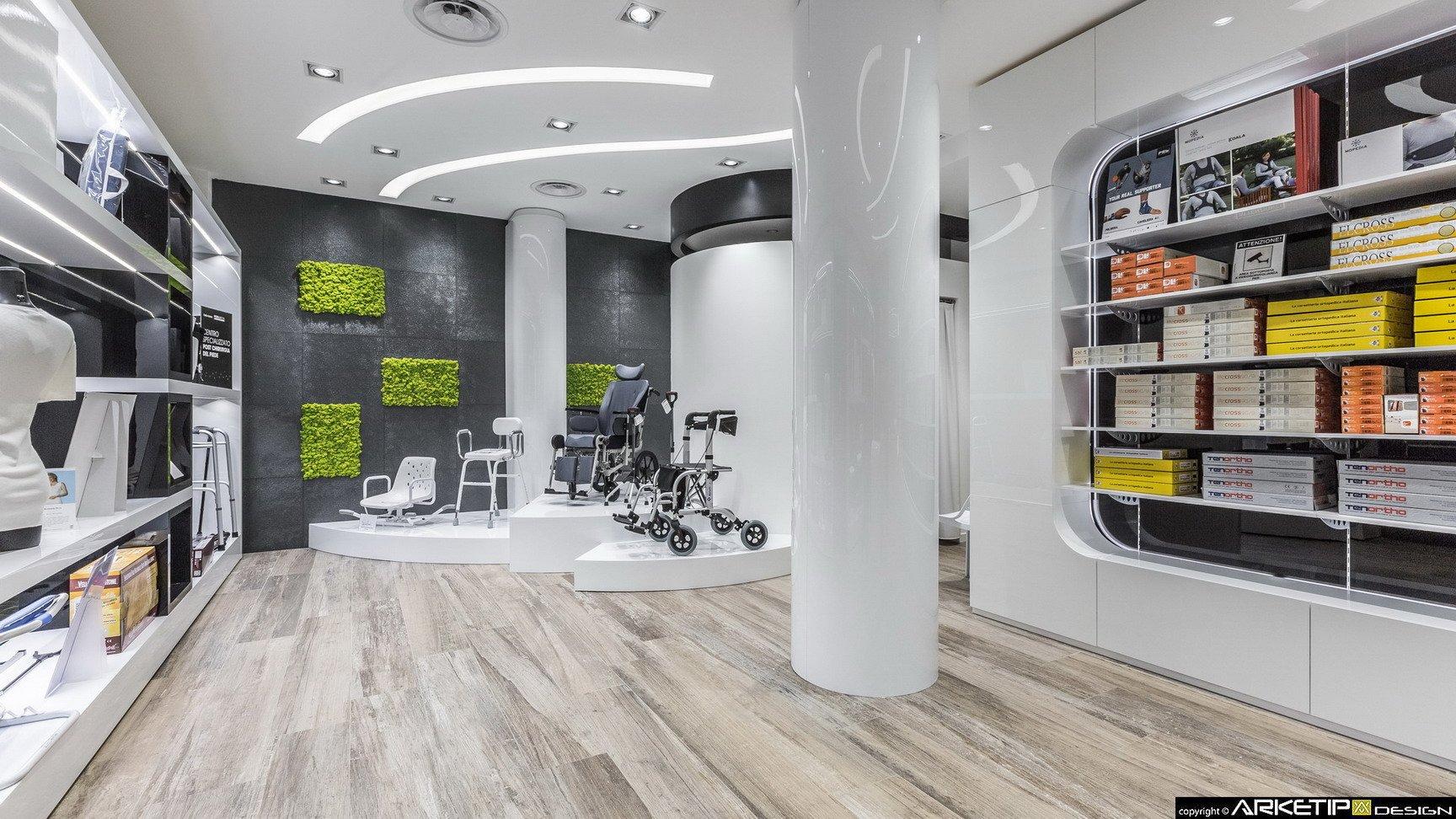 Arredamenti negozi roma le isole del centro with for Negozi sedie ufficio roma