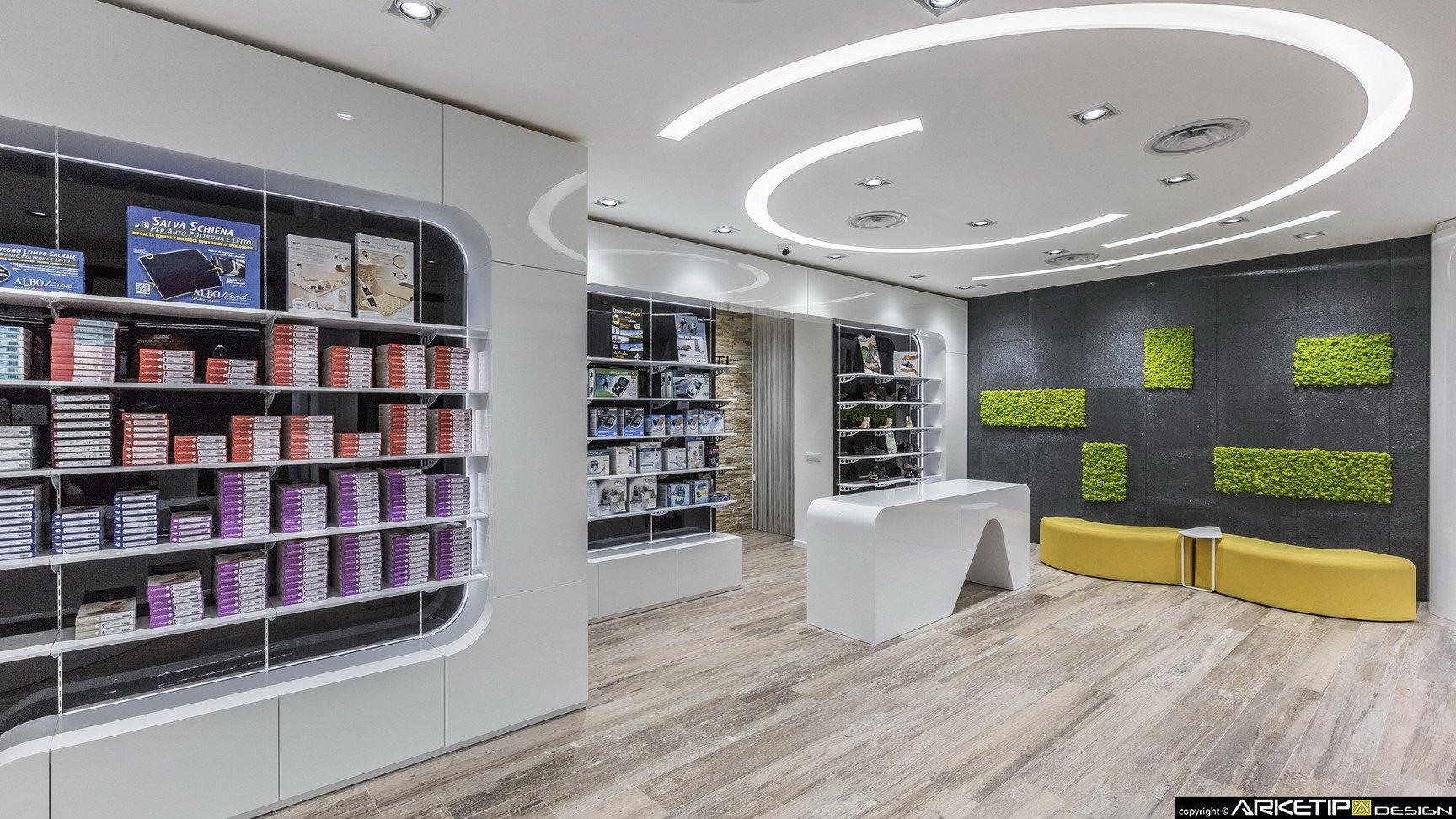 Arredamento negozi su misura for Negozi design