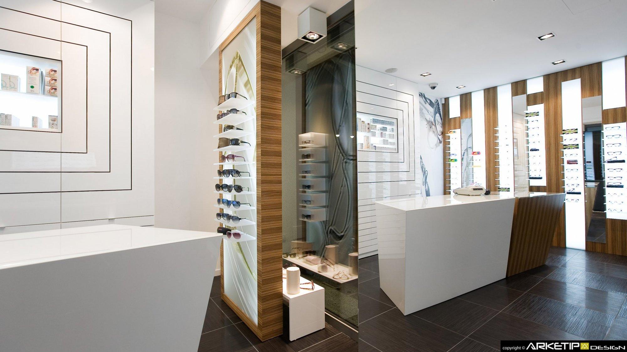Arredamento ottica dell 39 osa negozio ottica corsico for Negozi arredamento corsico