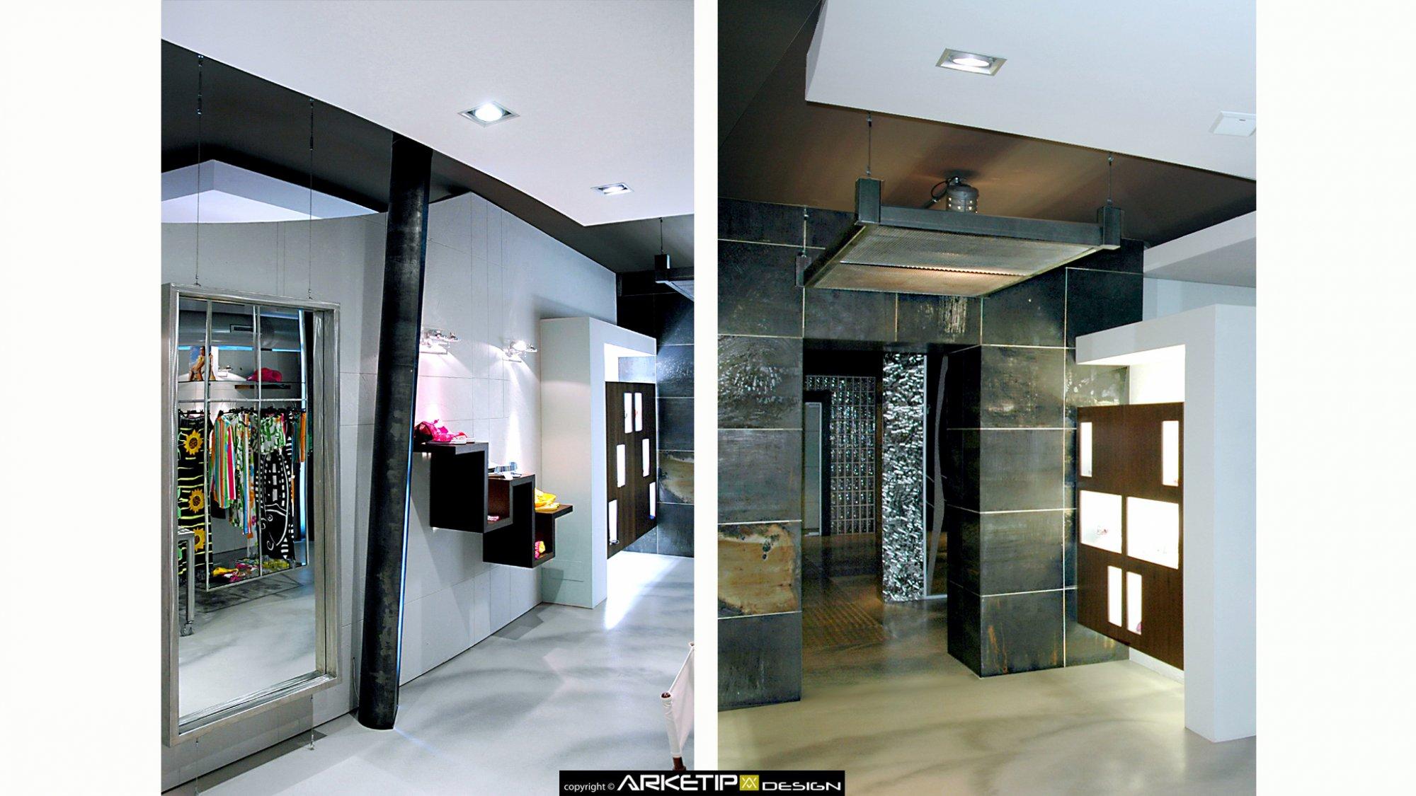 Arredamenti negozi milano arredamento per negozio usato for Negozi design milano