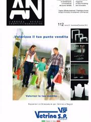 AN L'Arreda Negozi Nr 112, Nov-Dic 2012, pag 24-27