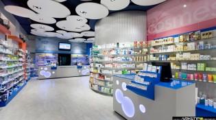 Progettazione Farmacia S. ADRIANO