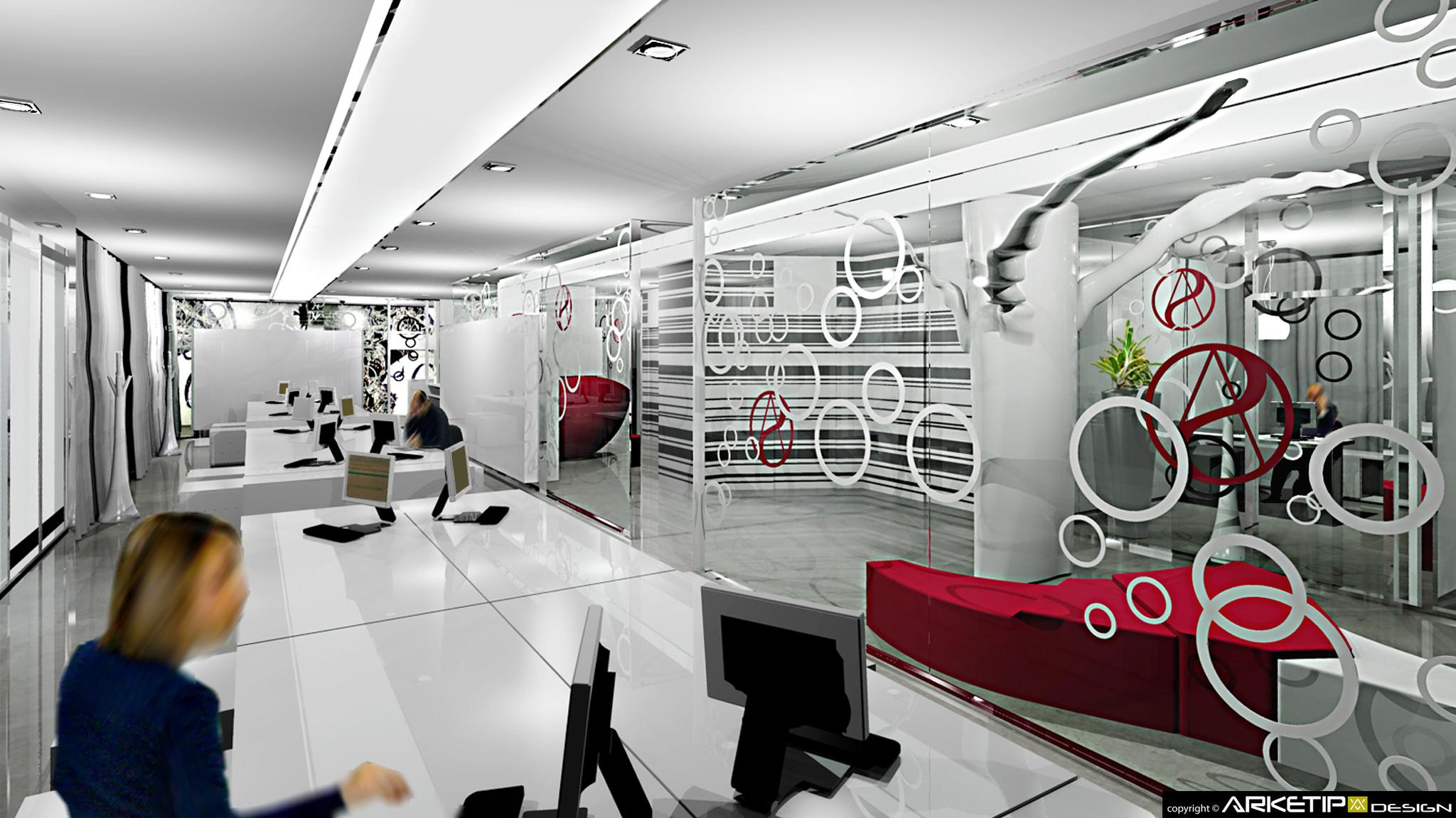 Arredamento ufficio alpha data center uffici milano for Uffici condivisione milano
