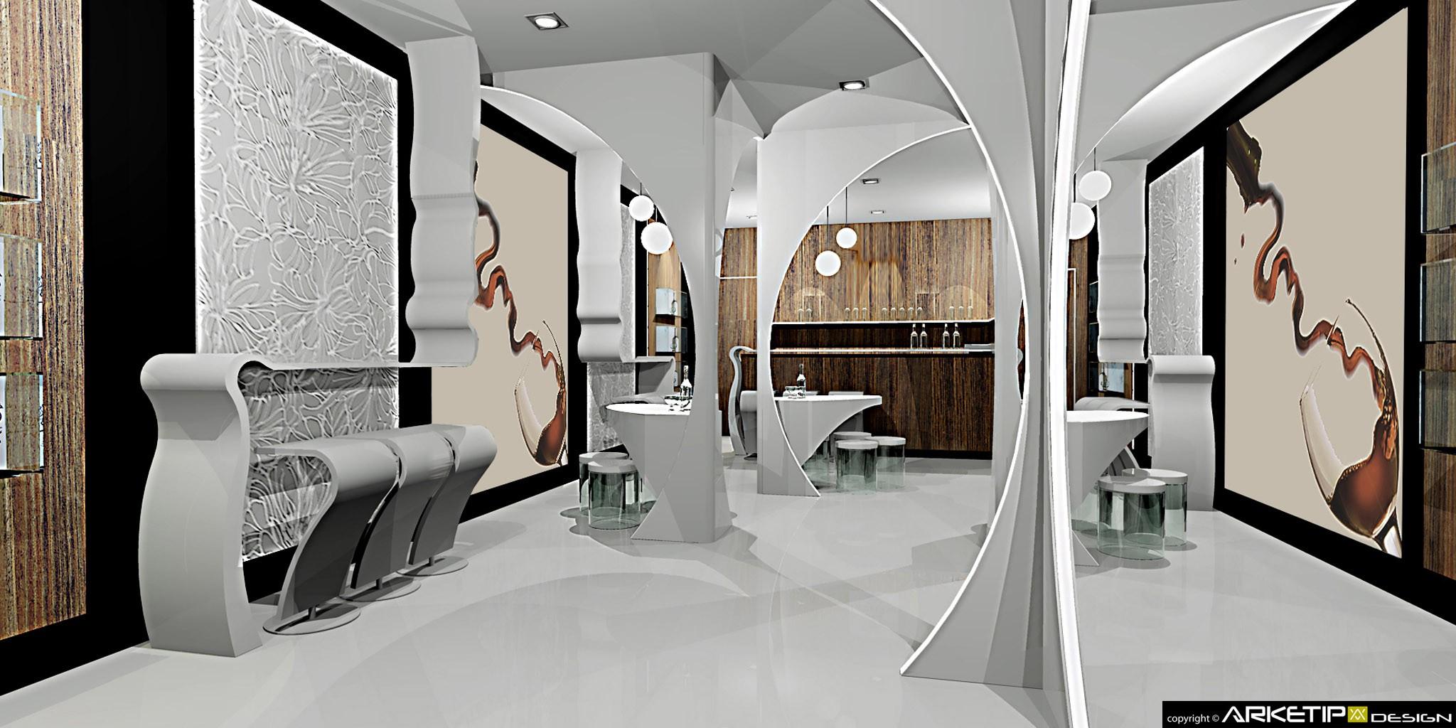 Arredamento bar e ristoranti milano ristrutturazione for Arredamento bar usato milano
