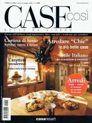 CASE COSI nr 4 Mag 2009 - La casa d'autore