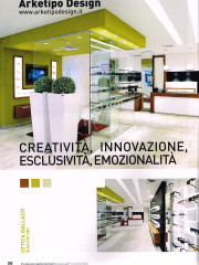 P.O. Professional Optometry, Speciale Punto Vendita Giu 2011