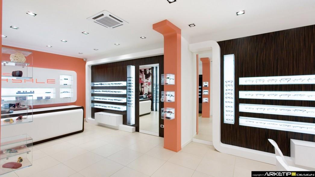 Arredamento negozi ottica milano arredo personalizzato for Subito it milano arredamento