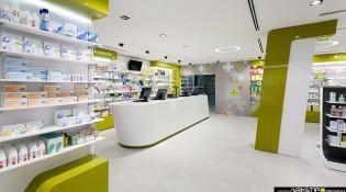 Arredamento Farmacia Verghera - Samarate (MI)
