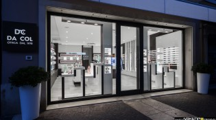 Ottica DA COL, Cerea (VR) www.arketipodesign.it (001)