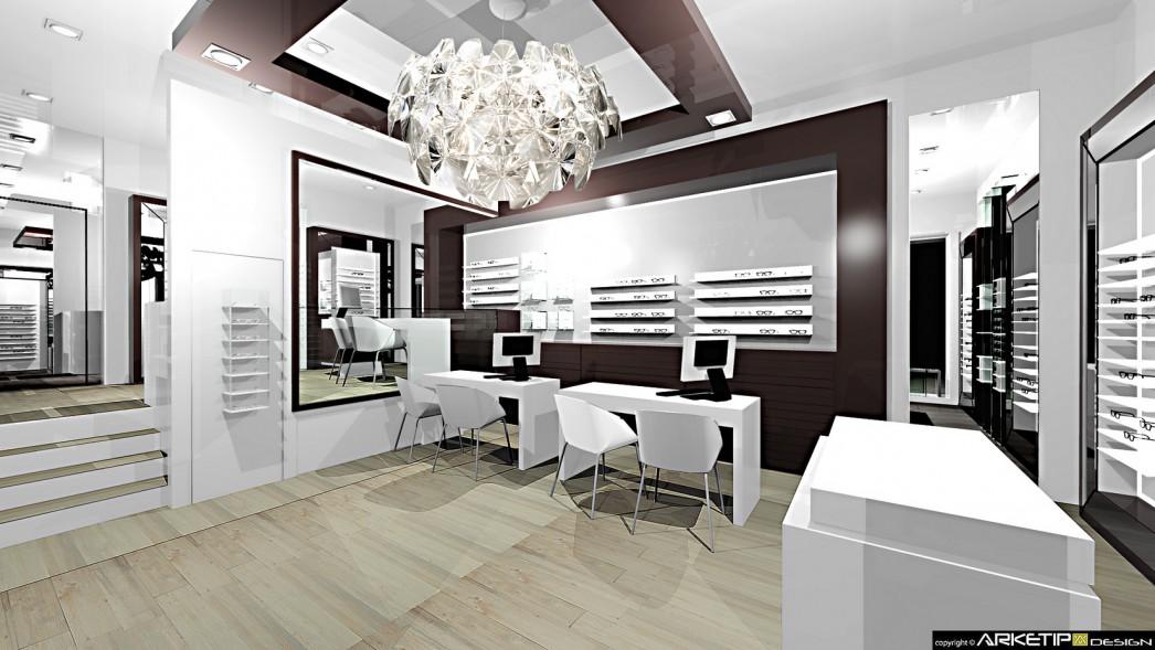 Arredamento negozi ottica milano arredo personalizzato for Sito arredamento design